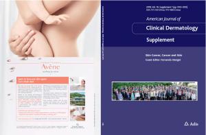 SKIN CANCER - CANCER and SKIN | Entretiens d'Avène